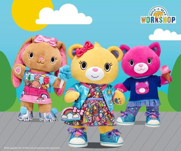Kabu Collection at Build-A-Bear Workshop