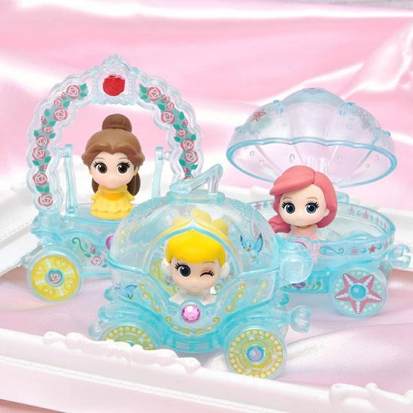 kawaii Disney princess figures