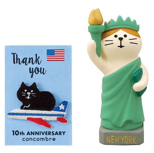 Cute Travel Gifts - New York Liberty figure