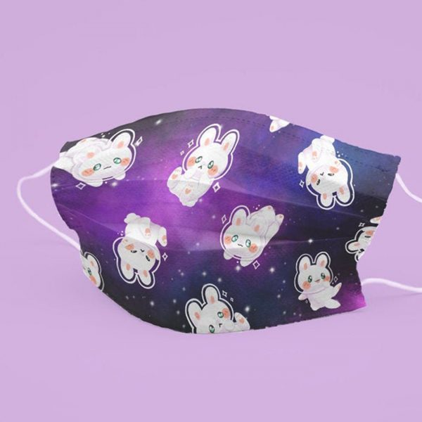 Galaxy Fashion - face mask