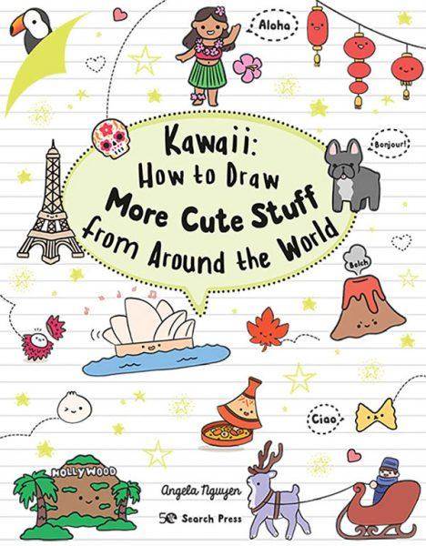 kawaii drawing book