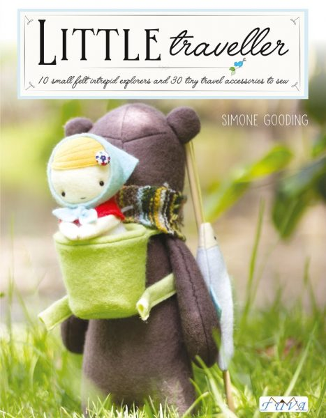 Craft Books: kawaii felt sewing