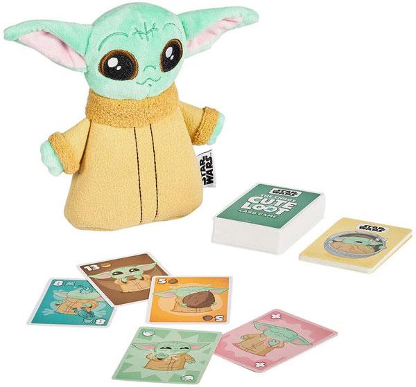 Star Wars Baby Yoda card game