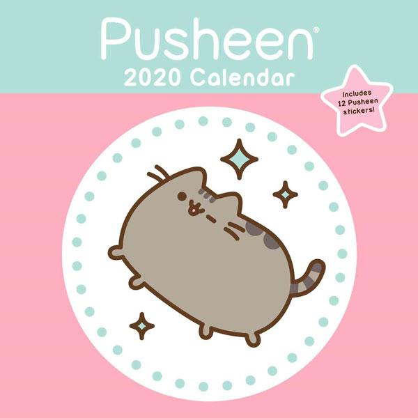 Pusheen 2020 Calendars