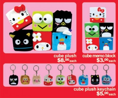 Super Cute Kawaii!! » Sanrio Mobile Pop-Up Shop Tour