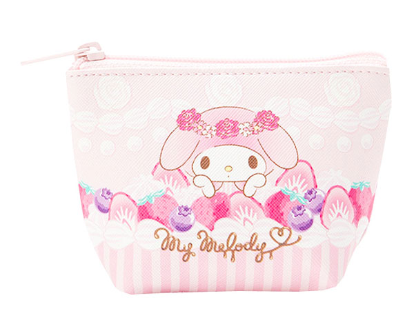 My Melody pouch purse