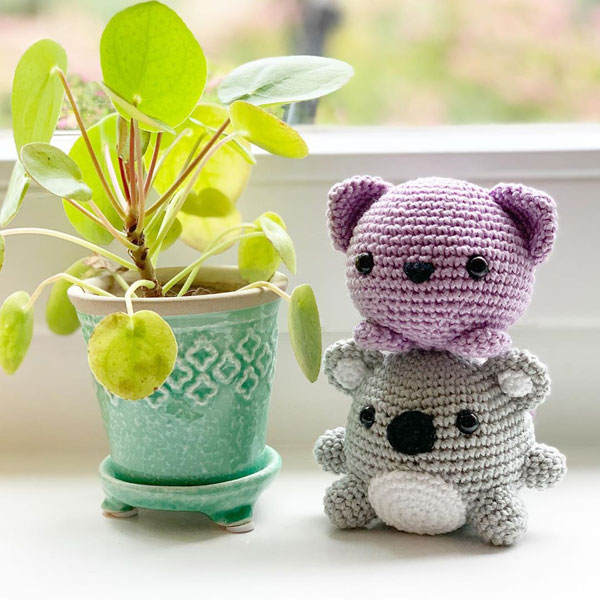 kawaii amigurumi crochet tutorial