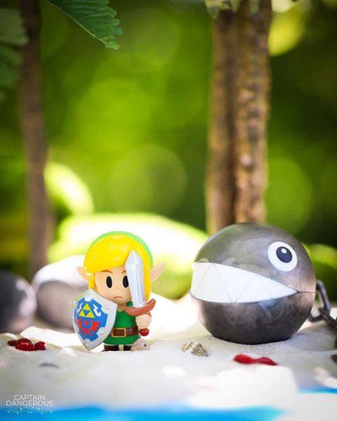 Captain Dangerous - Link's Awakening