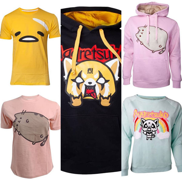 aggretsuko clothing uk