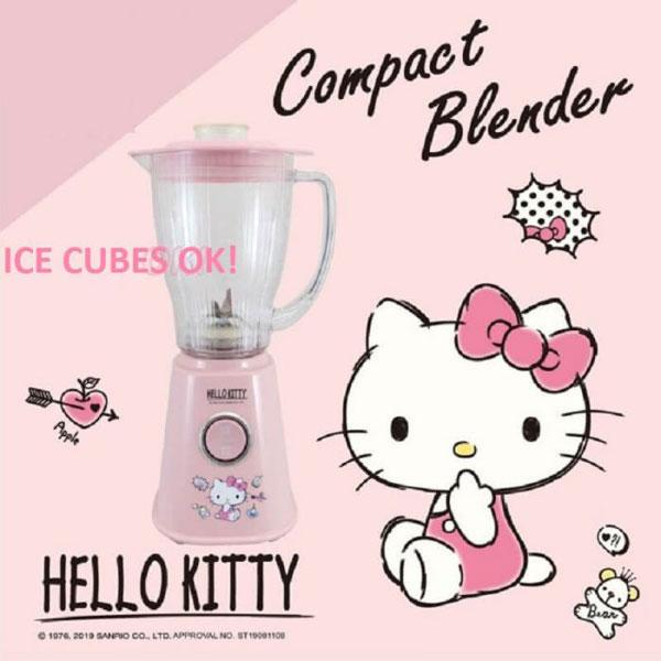 Hello Kitty kawaii blender
