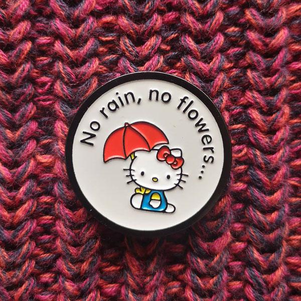 Hello Kitty kawaii enamel pins