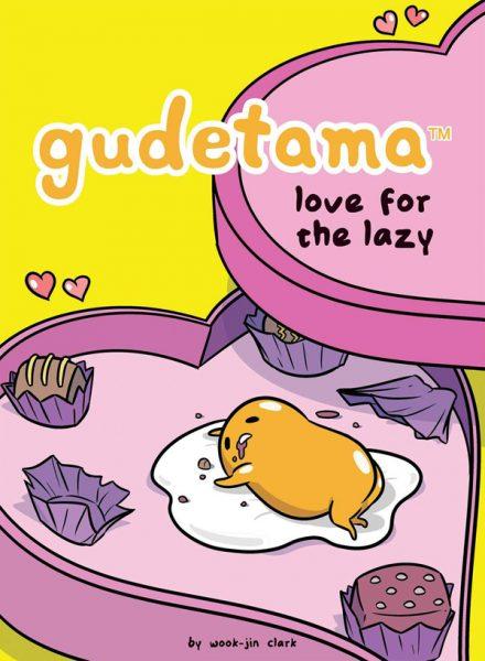 Gudetama comic book