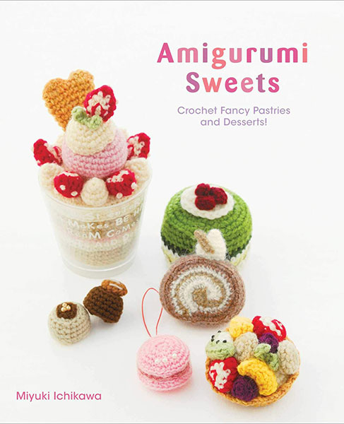 Amigurumi Sweets book