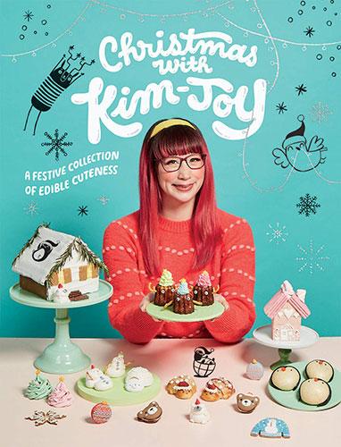 Christmas with Kim-Joy  kawaii baking book