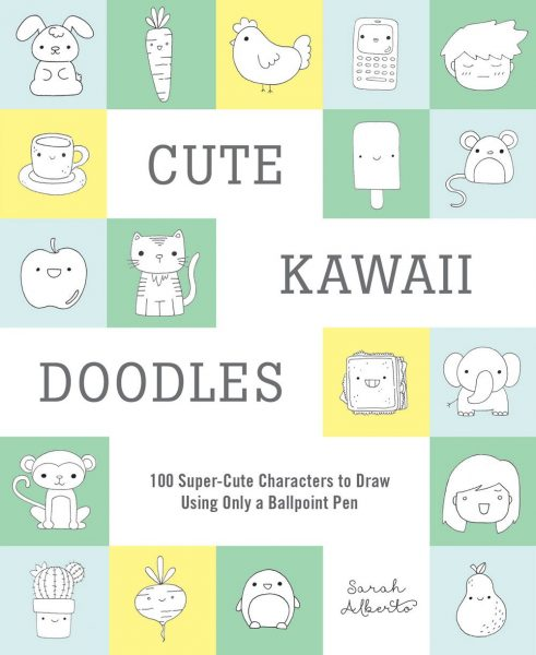 Craft Books: kawaii doodles