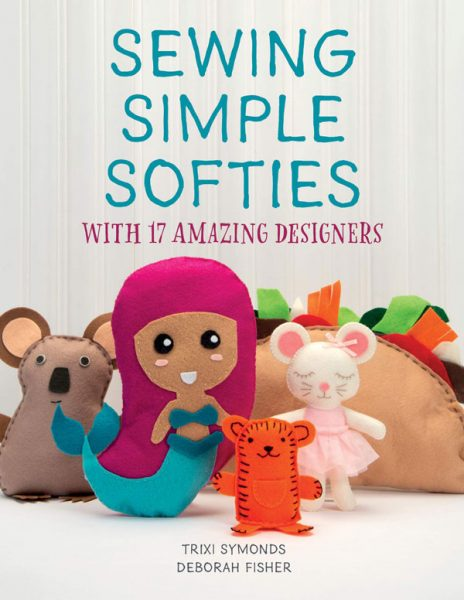kawaii plush sewing book
