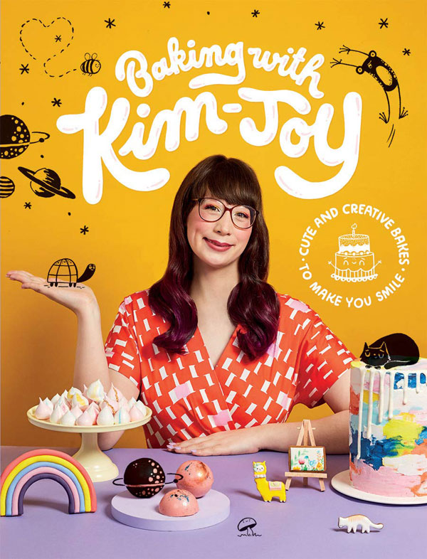 Kim-Joy kawaii recipe book
