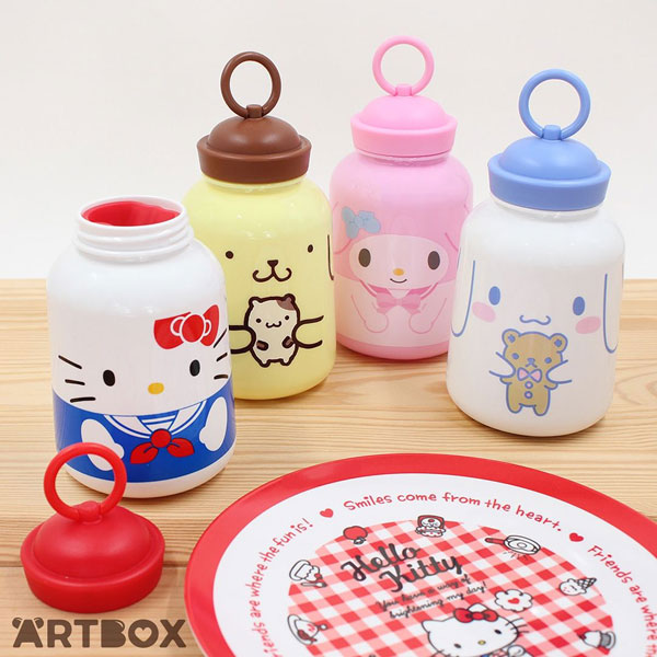 Sanrio water bottles
