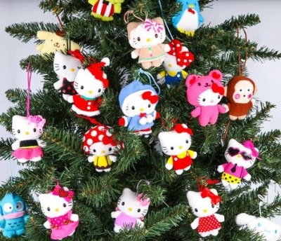 Sanrio Holiday Ornaments Super Cute Kawaii