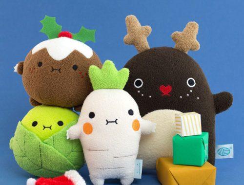 Noodoll kawaii christmas plush toys