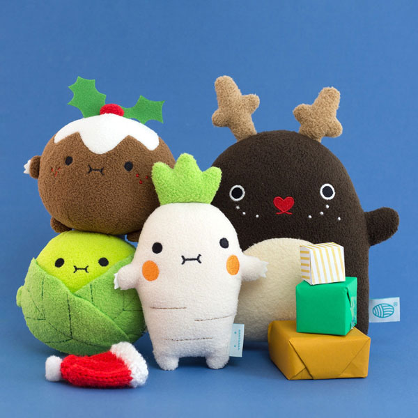 Noodoll kawaii christmas plush toys