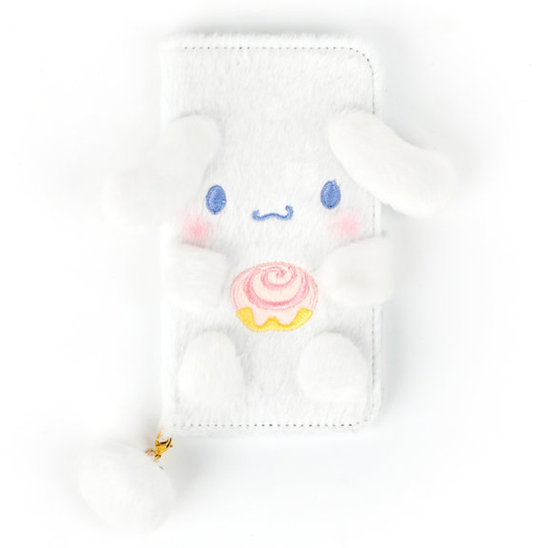 Cinnamoroll kawaii plush phone case