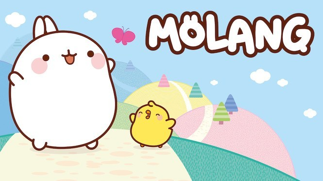 Molang on Netflix