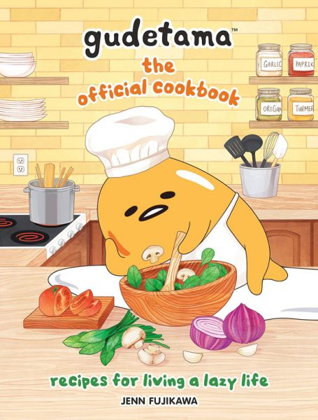 gudetama recipe book