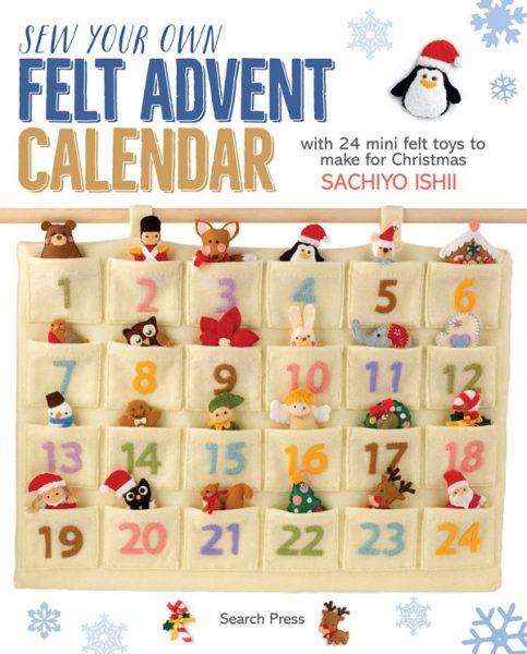 DIY Kawaii Advent Calendars book
