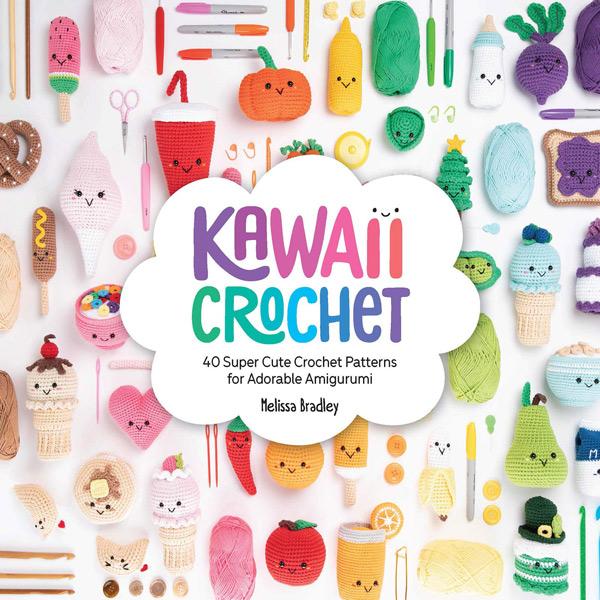 kawaii crochet book