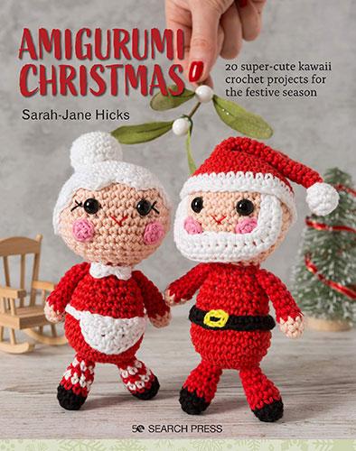 Amigurumi Christmas kawaii crochet book
