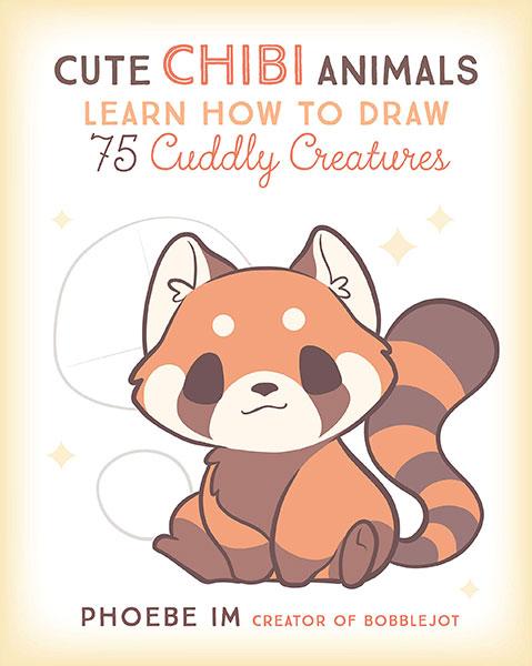 New Kawaii Books - Cute Chibi Animals