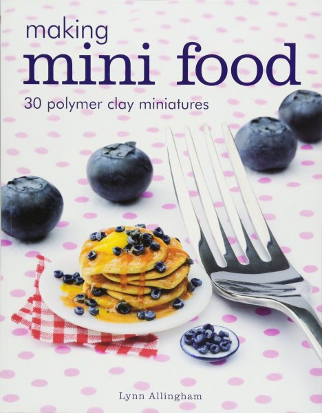 Craft Books: kawaii polymer clay food