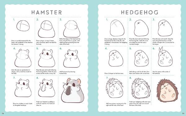 Cute Chibi Animals book