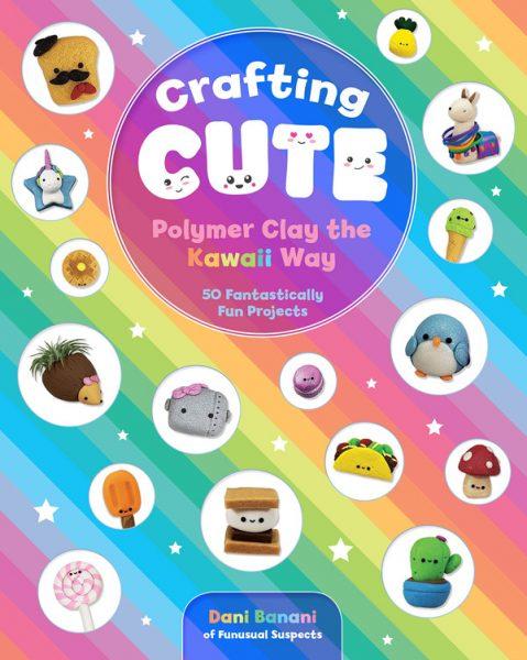 cute polymer clay craft book
