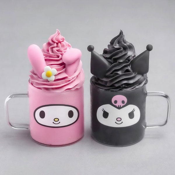 My Melody & Kuromi smoothies