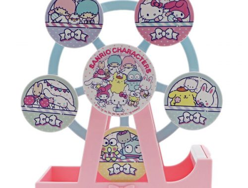 Sanrio USA kawaii washi tape ferris wheel