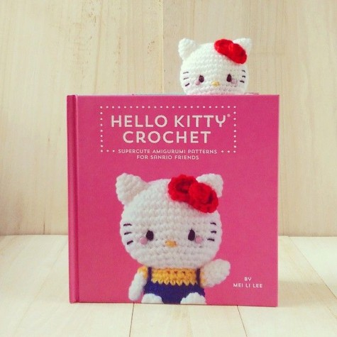HELLO KITTY AMIGURUMI - YouTube | 475x475