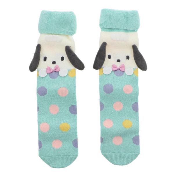 Sanrio USA kawaii Pochacco socks