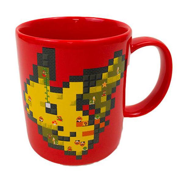Mario x Pikachu mug Nintendo Store Tokyo