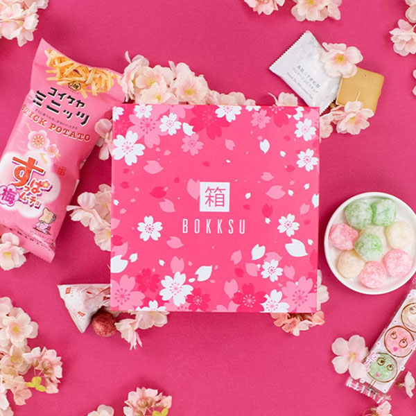 Bokksu japanese subscription box
