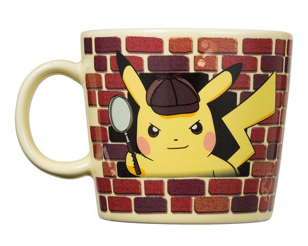 kawaii mugs detective pikachu pokemon