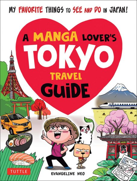 tokyo travel guide book