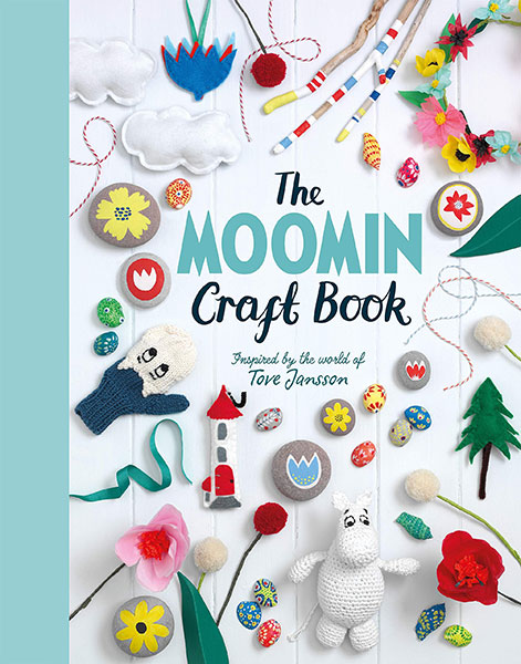 Moomins craft book