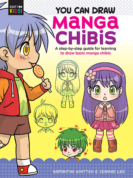 You Can Draw Manga Chibis book