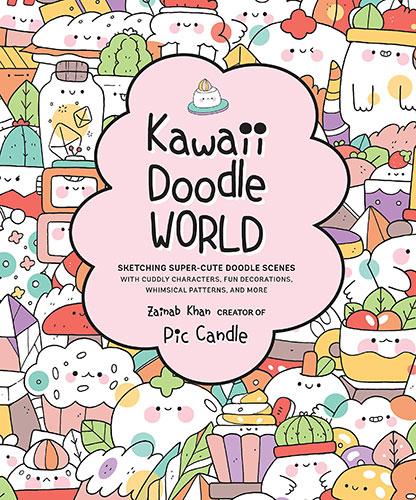 Kawaii Doodle World Book