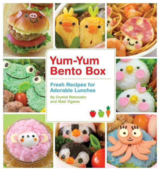 Yum Yum Bento Box Book
