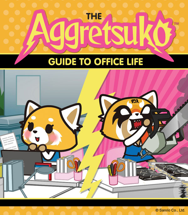Aggretsuko book