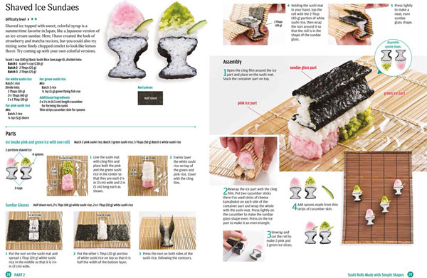 Sushi Party book