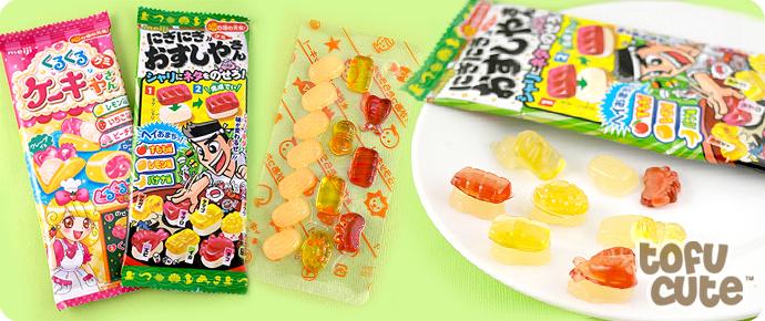 meiji sushi gummy